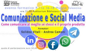 Comunicazione e social media