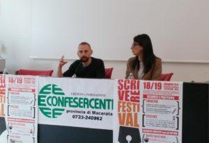 Federico Baccomo a Scrivere Festival 16